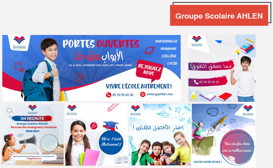 Groupe Scolaire AHLEN